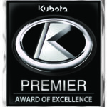 Kubota Tractor_Award Logo_Premier