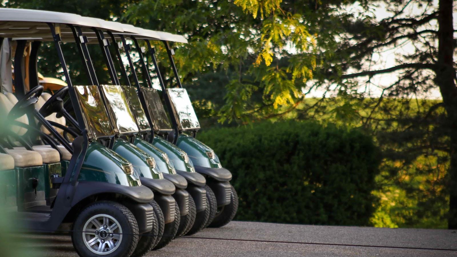 golf and turf distributor management system - header