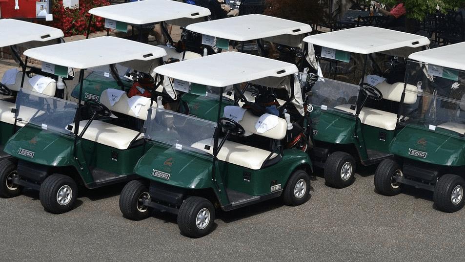 golf car inventory management - header